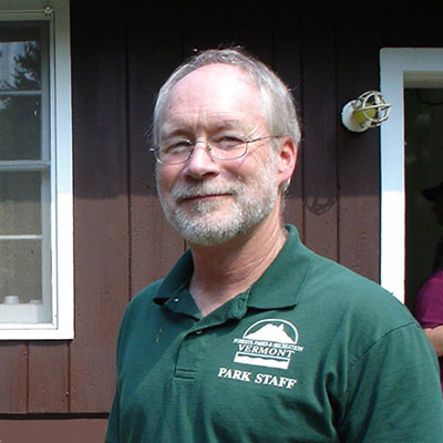 Craig Whipple, Director of Vermont State Parks