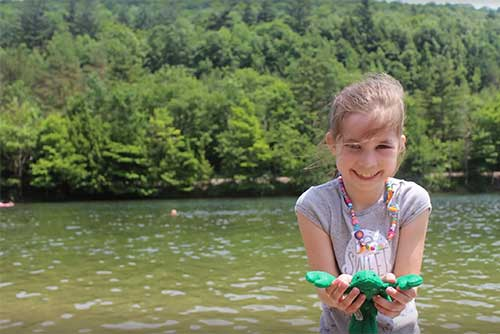 Lakeside fun at Emerald Lake State Park (photo credit: Jess Lubas)
