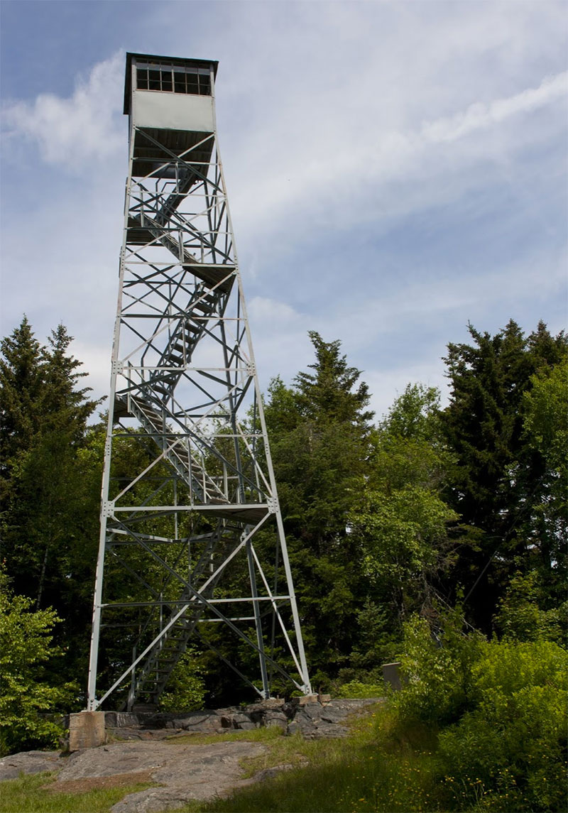 Molly Stark fire tower