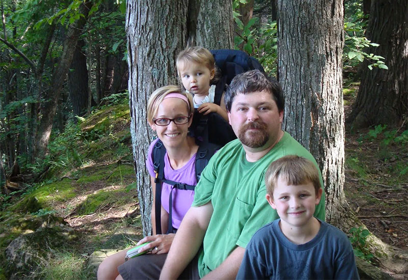 Niquette Bay family hike