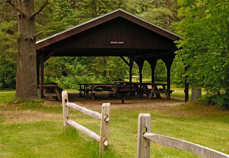 Vermont State Parks Camp Plymouth