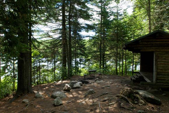 Lake Elmore Vt >> Vermont State Parks - Interactive